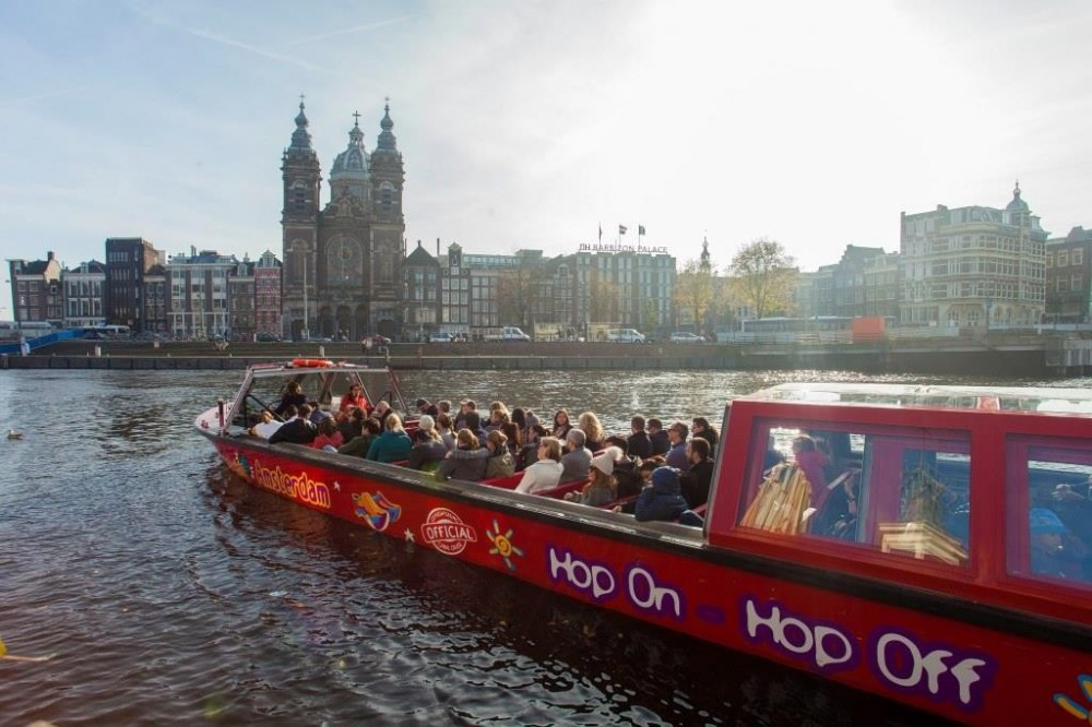 City Sightseeing Hop On Hop Off Amsterdam Boat