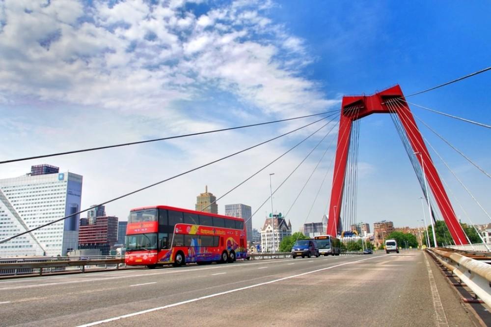 City Sightseeing Hop On Hop Off Rotterdam
