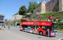 City Sightseeing Hop On Hop Off Bergen