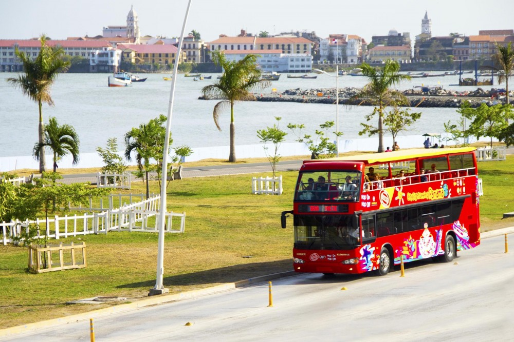 City Sightseeing Hop On Hop Off Panama City