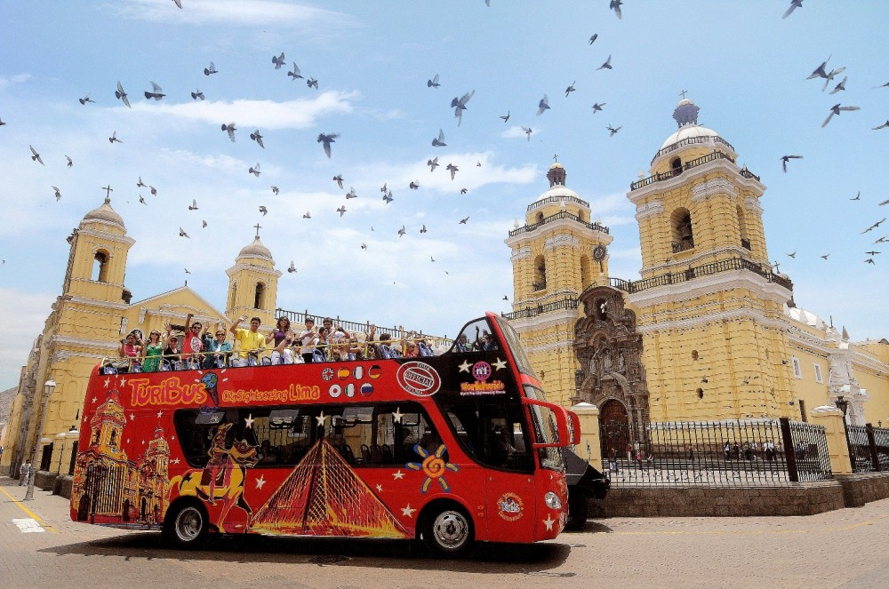 City Sightseeing Lima Panoramic Tour