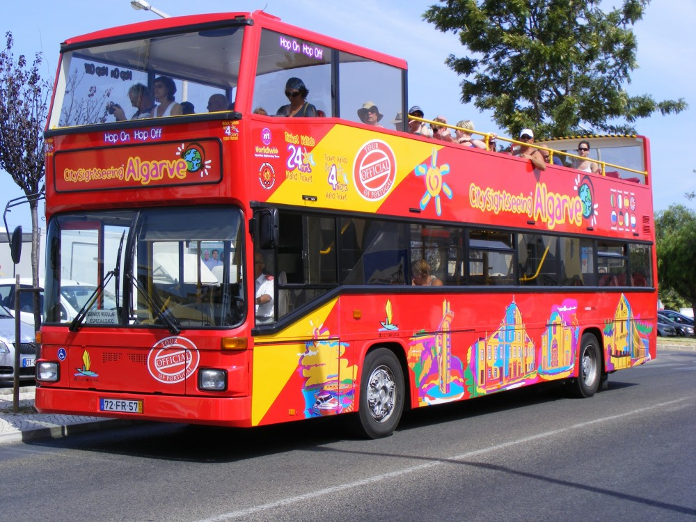 City Sightseeing Hop On Hop Off Albufeira