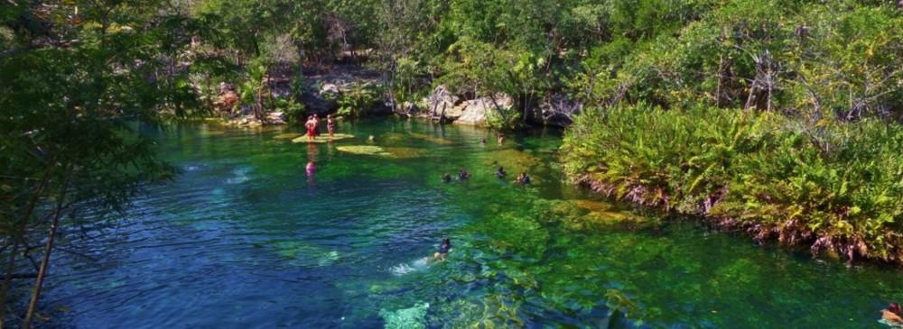 Ponderosa & Casa Cenotes 2 Dives