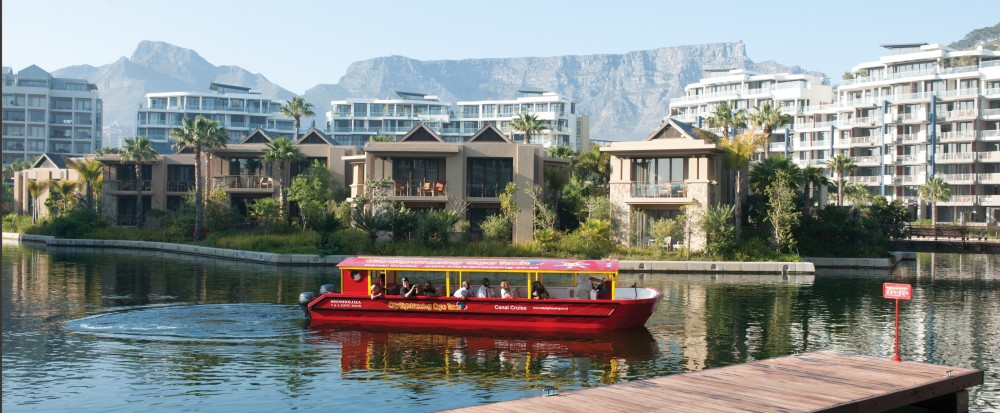 City Sightseeing Hop On Hop Off Cape Town Harbour Cruise