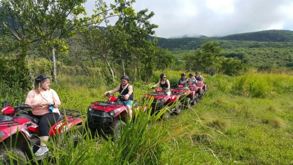 ATV & Beach Tour