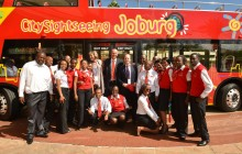 City Sightseeing Hop On Hop Off Johannesburg & Soweto