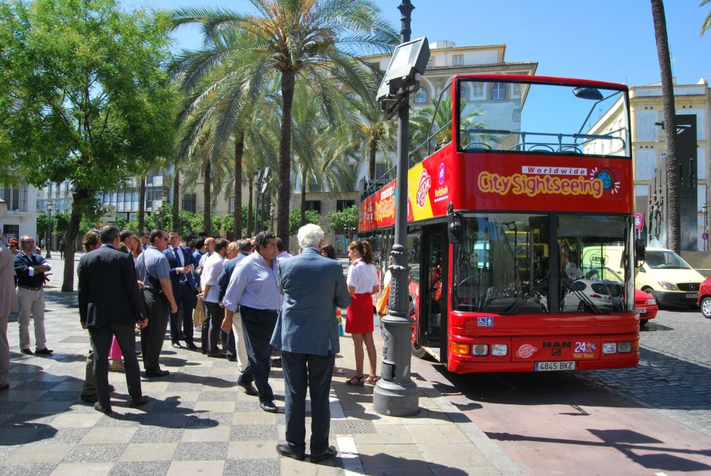 City Sightseeing Hop On Hop Off Jerez