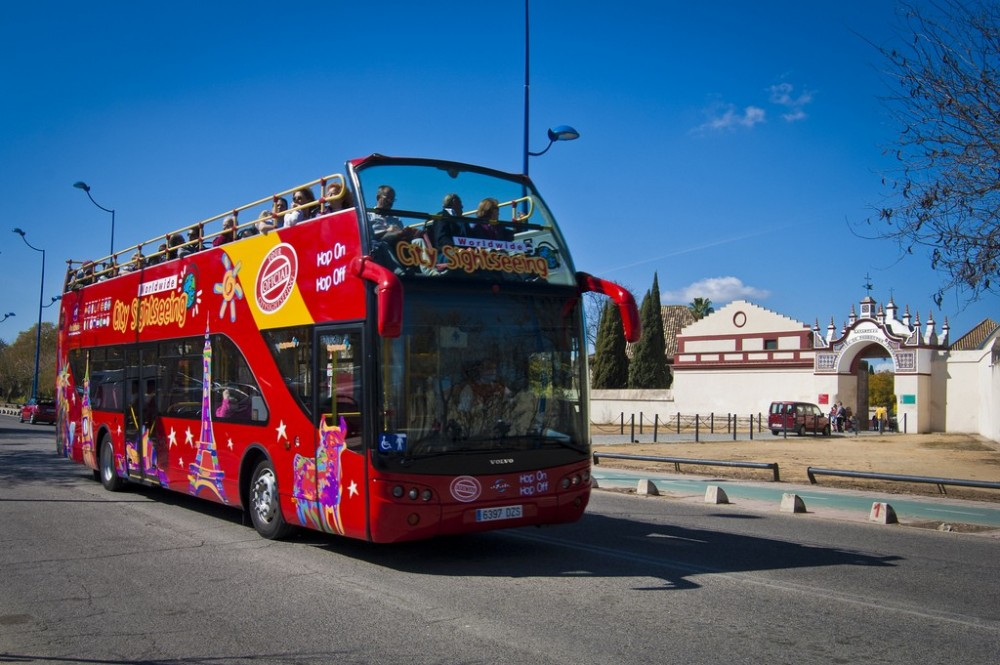 City Sightseeing Hop On Hop Off Seville