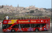 City Sightseeing Hop On Hop Off Toledo