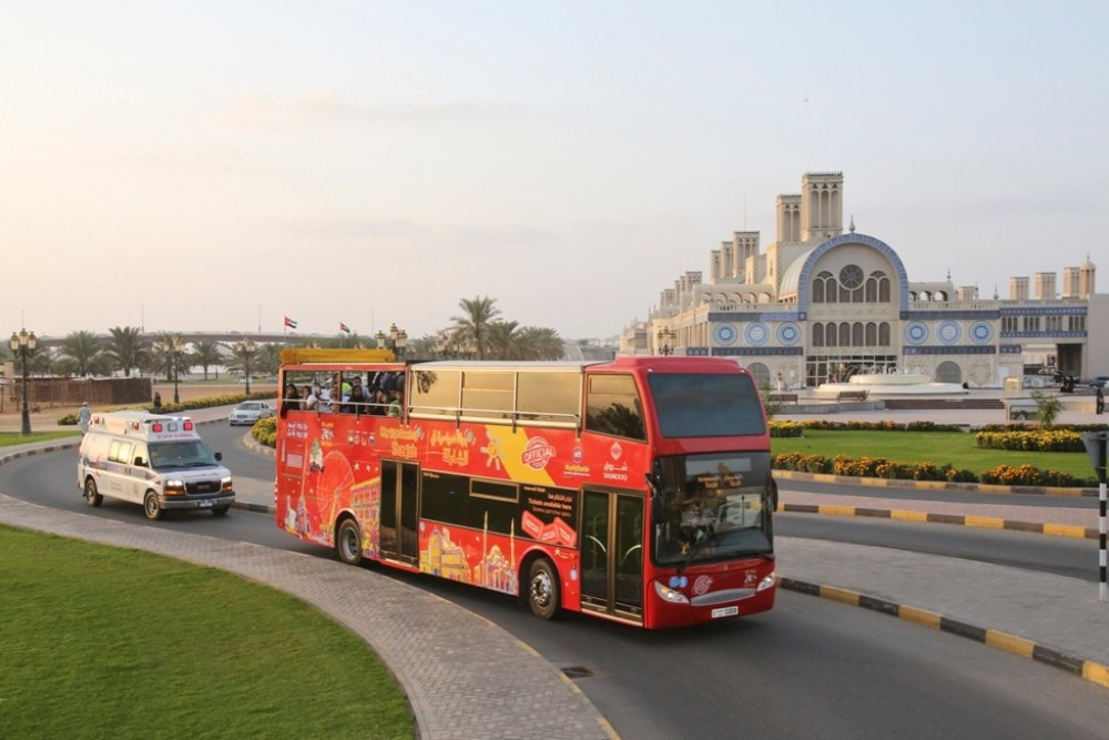 City Sightseeing Hop On Hop Off Sharjah