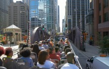 City Sightseeing Hop On Hop Off Chicago Night Tour
