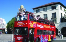 City Sightseeing Hop On Hop Off Hollywood and Los Angeles