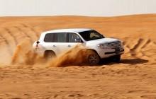 Morning Desert Safari In Dubai