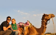 Camel Riding Safari Dubai