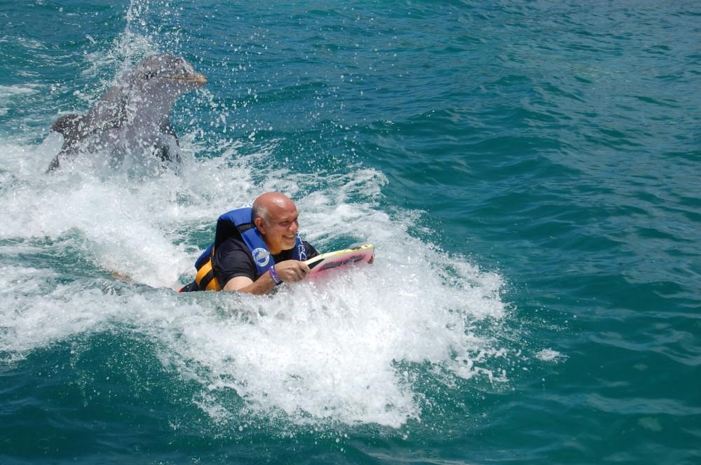 Dolphin Swim Adventure: Isla Mujeres