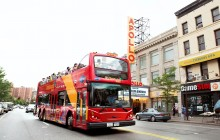 City Sightseeing Hop On Hop Off New York Night Bus Tour
