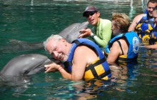 Encounter With a Dolphin: Montego Bay