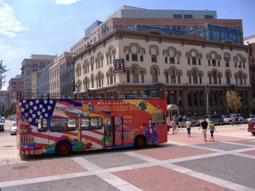 City Sightseeing Hop On Hop Off Washington DC
