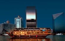 Creek Dhow Cruise Dubai