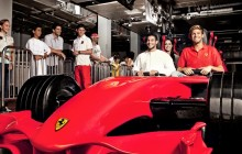 Ferrari World Abu Dhabi Premium