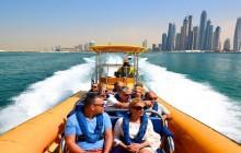 Boat Tours 90 Minutes Dubai
