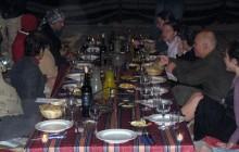 Dinner in the Desert Dubai