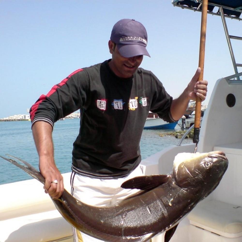 Deep Sea Fishing & Cruising Dubai