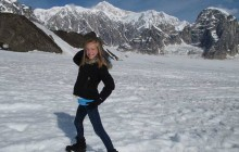 Grand Denali with Glacier Landing