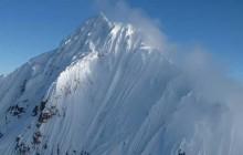 Summit with Glacier Landing