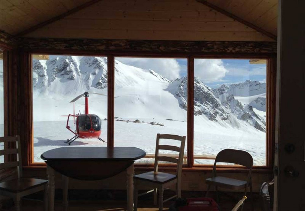 Heli Remote Cabin Access