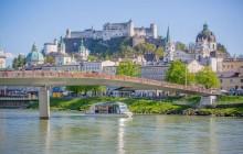 Salzburg City Round Trip by boat