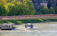 River Cruise and Hellbrunn Palace Exclusive