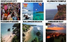 South Coast Bali Tour