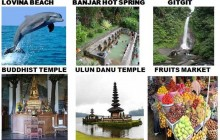 North Bali Tour