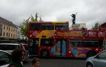 City Sightseeing Hop On Hop Off Derry - Londonderry