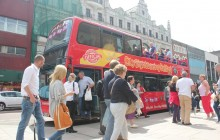 City Sightseeing Hop On Hop Off Belfast