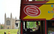 City Sightseeing Hop On Hop Off Cambridge