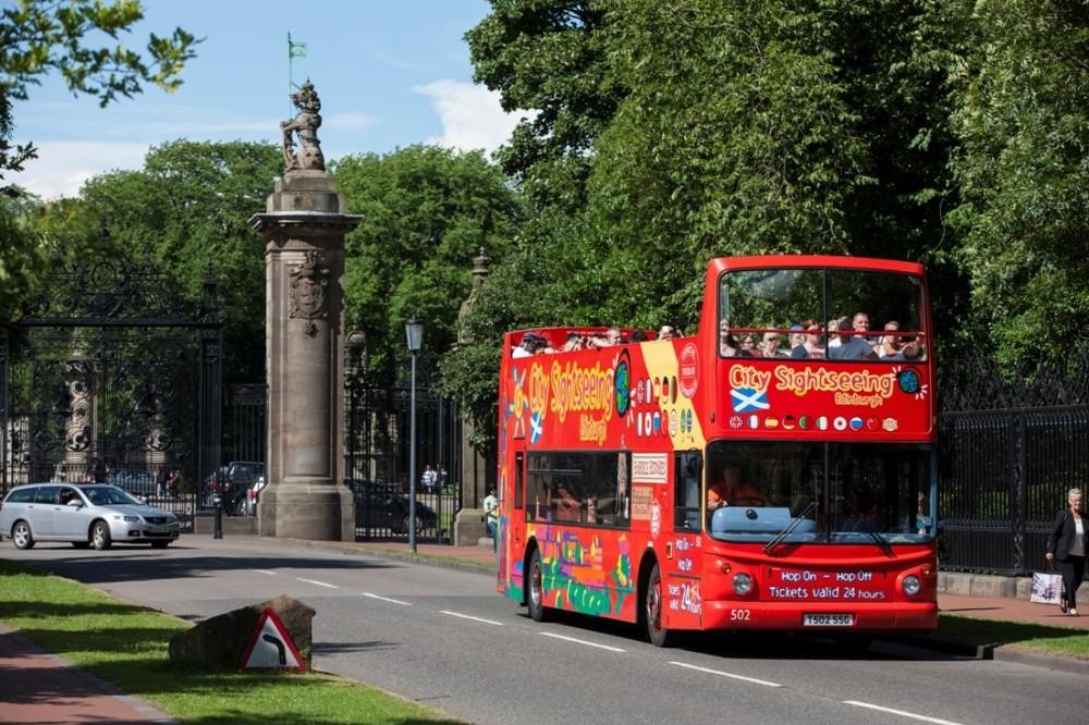 City Sightseeing Hop On Hop Off Edinburgh