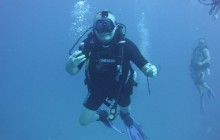 PADI Advanced Open Water - French Side