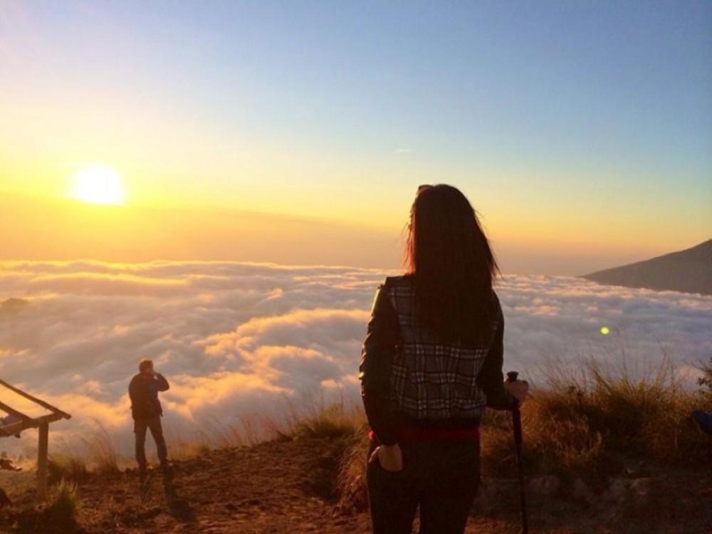 Mount Batur Volcano Sunrise Trek