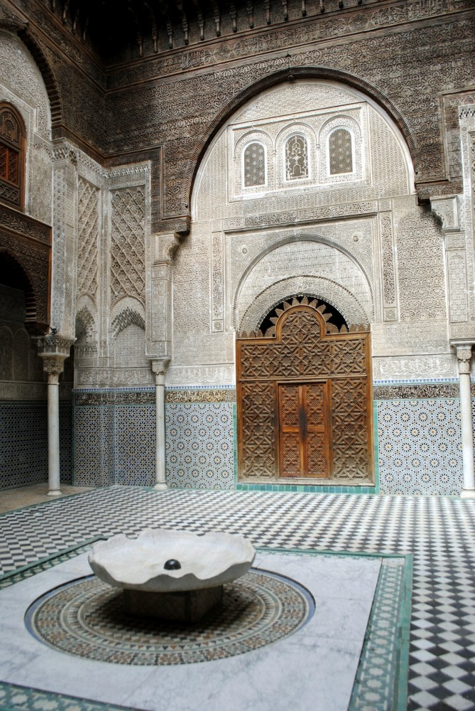 Al-attarine Madrasa