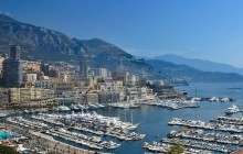 Monaco, Monte Carlo, Eze, & La Turbie - Sightseeing Tour