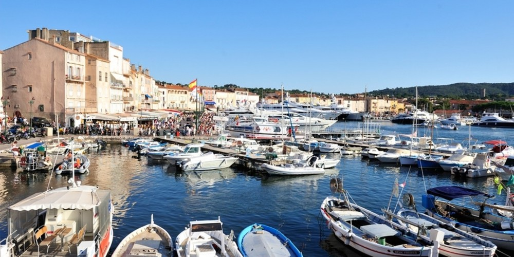 Saint Tropez & Port Grimaud Sightseeing Tour