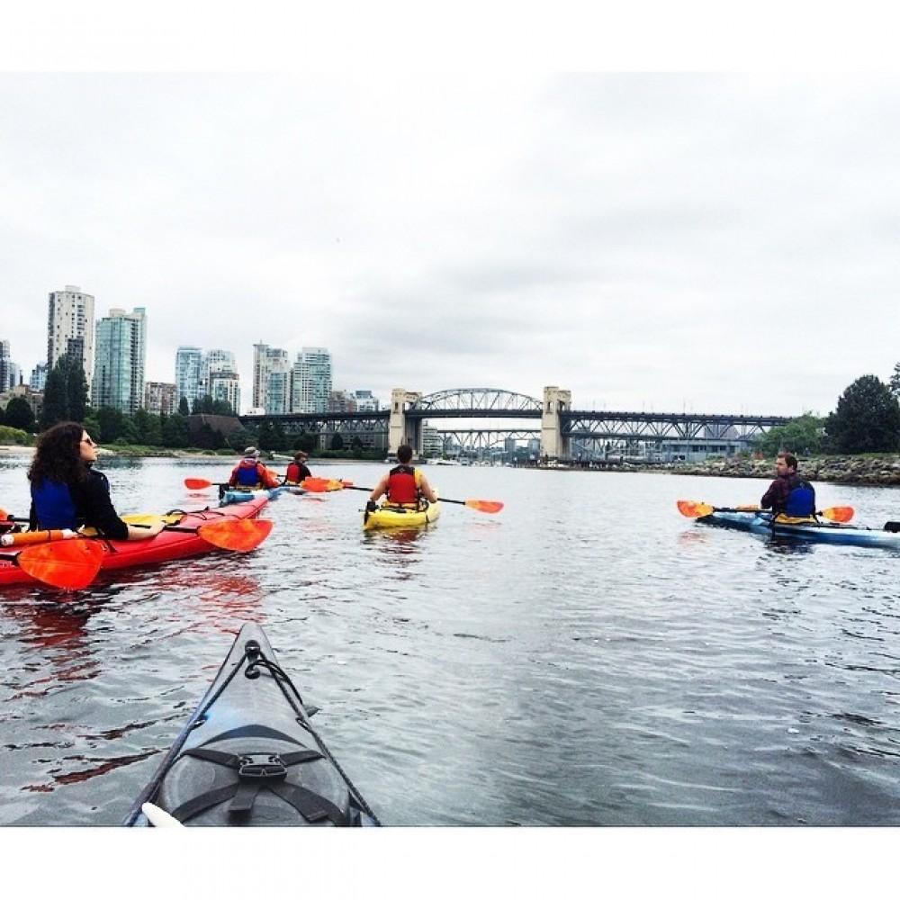 Evening Cruise Kayak Tour (Single Kayak)