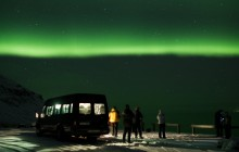 Northern Lights from Akureyri