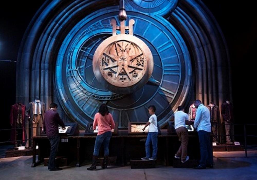 Warner Bros Studio Tour London - The Making of Harry Potter