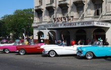 Havana Colonial Tour in a Classic Car