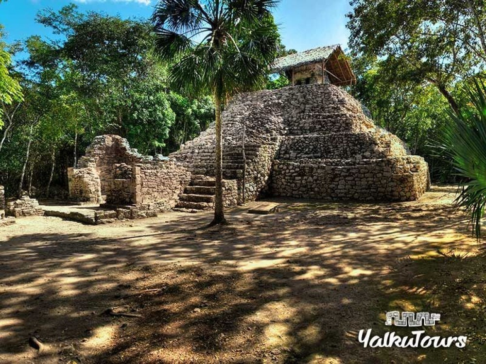 Chichen Itza & Coba Ruins with Cenote Ik Kil