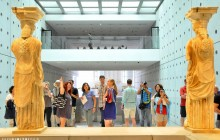 New Acropolis Museum Tour
