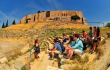 Shore Excursion - Acropolis, City Tour & free time in Plaka